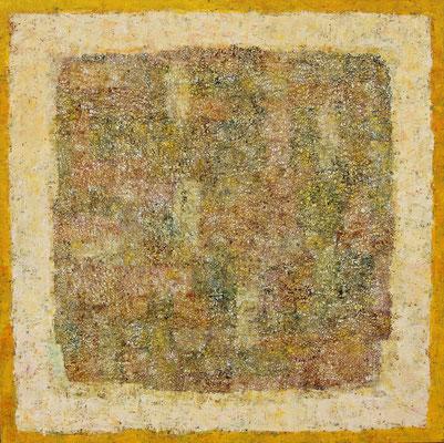 AGER - Öl auf Leinwand - 120x120 cm - 2015