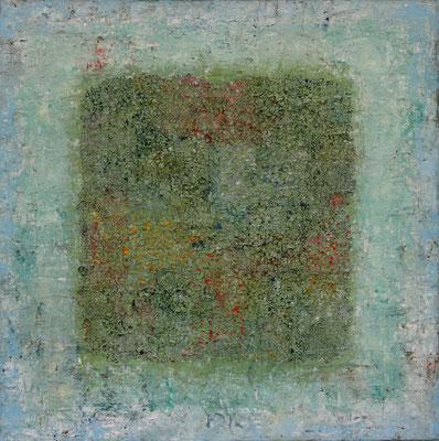 AGER - Öl auf Leinwand - 60x60 cm - 2015