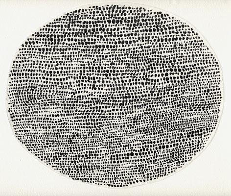 Tocus - Motiv 5 - Radierung - 20x15 cm - Auflage: 25 Exemplare - 2011