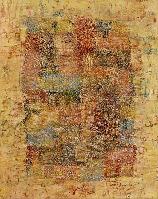 AGER - Öl auf Leinwand - 60x50 cm - 2015
