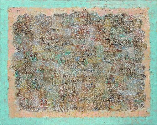AGER - Öl auf Leinwand - 80x100 cm - 2015