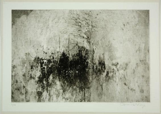 Onnisanti II - Photogravure - 40x55 cm - Auflage 18