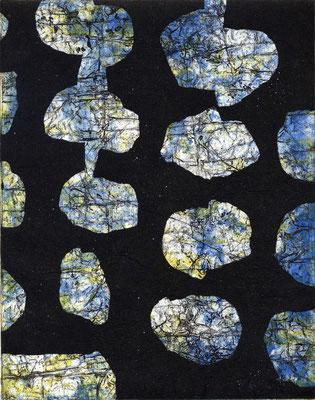 Venerdi - Motiv 5 - Radierung - 25x20 cm - Auflage: 35 Exemplare - 2012