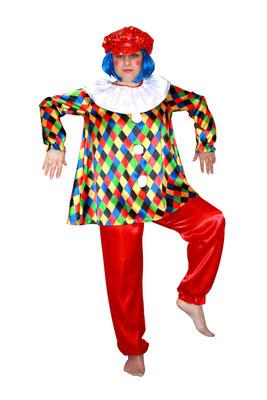 84. Clownfrau