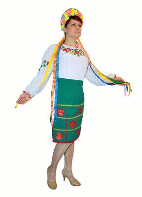 03. Ukrainische Tracht