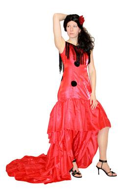 24. Flamenco Tänzerin