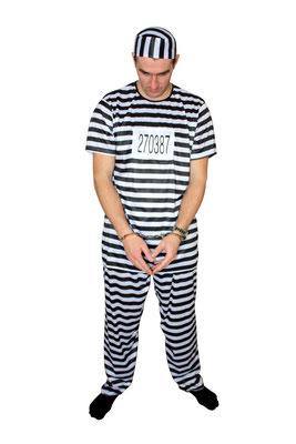 139. Gefangener