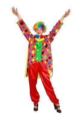 86. Clownfrau