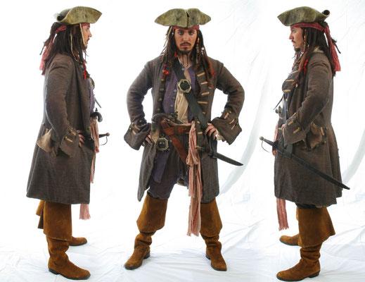 189. Pirat Jack Sparrow