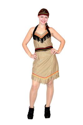 57. Indianerin
