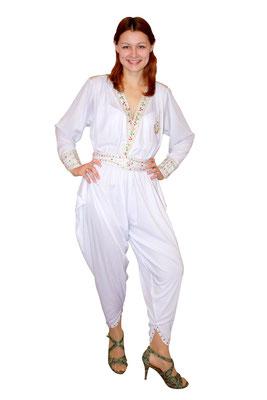 14.  Arabisches Kostüm