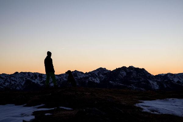 Berge im Licht - Bivaknacht zum Saisonschluss - 9