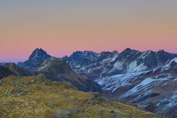 Berge im Licht - Bivaknacht zum Saisonschluss - 11