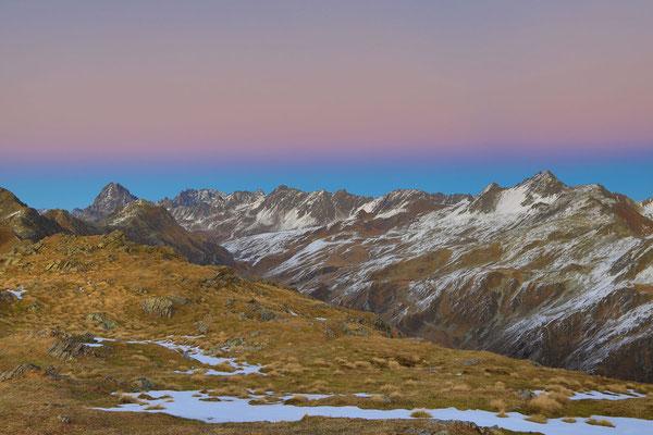 Berge im Licht - Bivaknacht zum Saisonschluss - 12