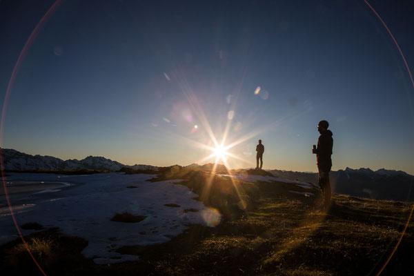 Berge im Licht - Bivaknacht zum Saisonschluss - 6