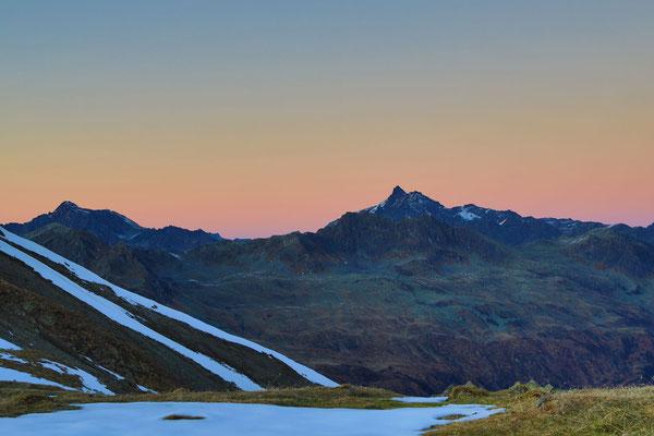 Berge im Licht - Bivaknacht zum Saisonschluss - 10