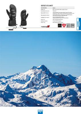 BERGE IM LICHT mit vielen Fotos im neuen LEKI Katalog international vertreten