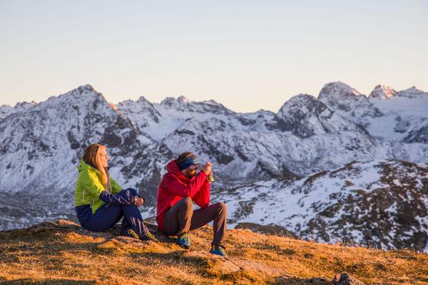 Berge im Licht - Bivaknacht zum Saisonschluss - 7