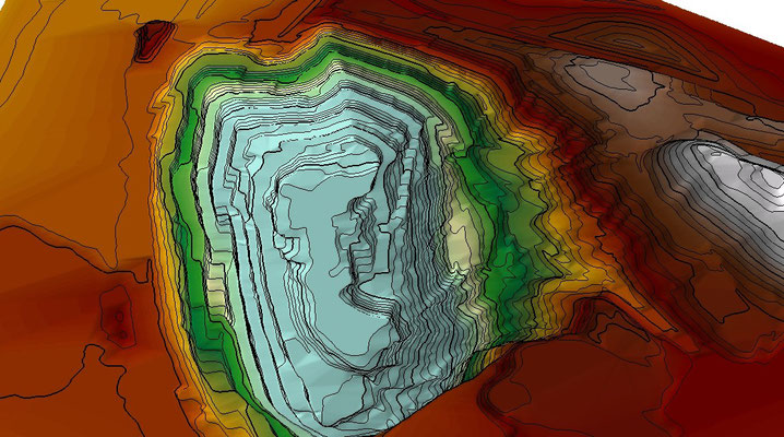 Elaborazione 3D Rilievo Topografico