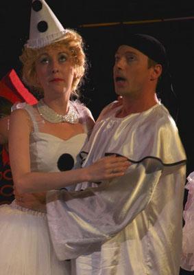 Yann MATHIEUX et Julie MORGANNE