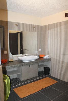 La salle de bain invité
