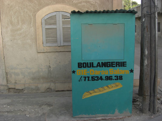 French Touch : la boulangerie !