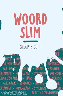 Woordslim groep 8 - Spel om de woordenschat te vergroten