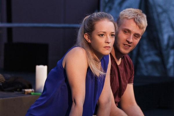 Mandy-Marie Mahrenholz und Gregor Andreska, Foto: Hendrik Nix