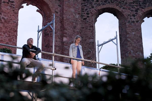 Gregor Andreska und Mandy-Marie Mahrenholz, Foto: Hendrik Nix