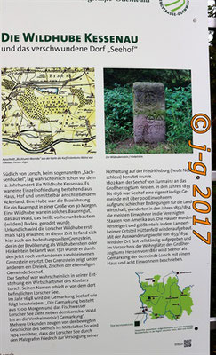 Geo-Park-Tafel