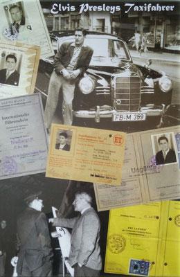 Oskar Mallmann, Elvis Taxifahrer