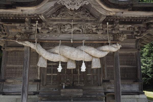 金屋子神社 たたら(製鉄)のカミ 島根