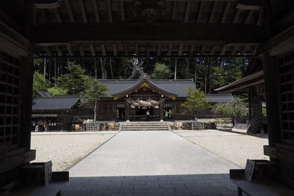 熊野大社 島根