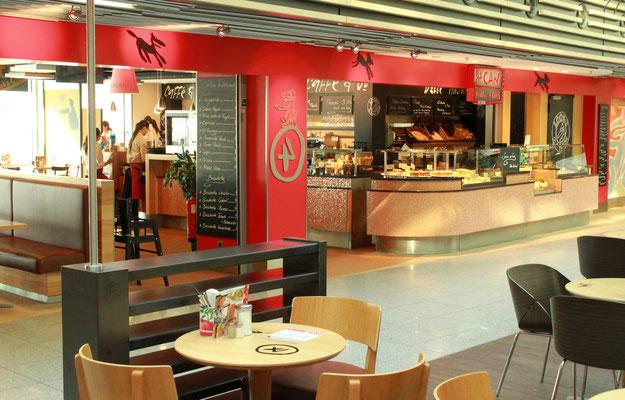 4 Cani Flughafen Düsseldorf                    I                   Planung: Hagatec