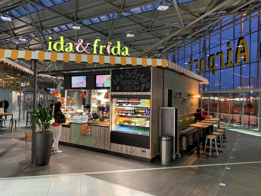 Flughafen Köln-Bonn          I                Ida & Frida                            I       Zusammenarbeit: Scholz & Ko