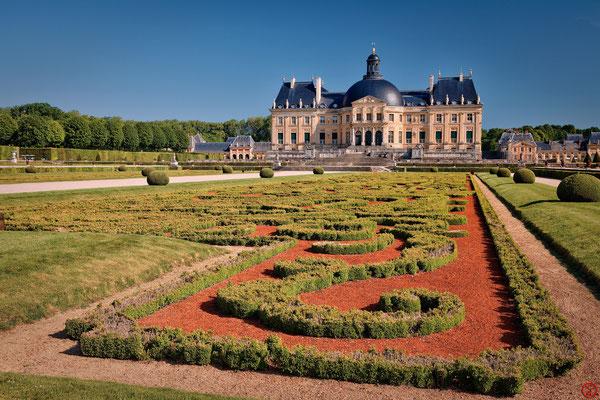 Château de Vaux le Vicomte, mai 2014.