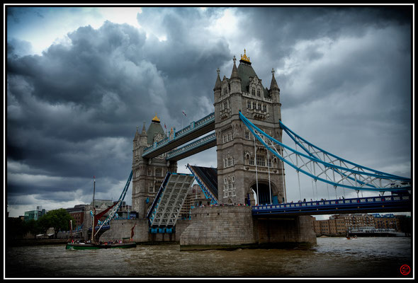 Tower Bridge, Londres, Royaume-Uni (2013)
