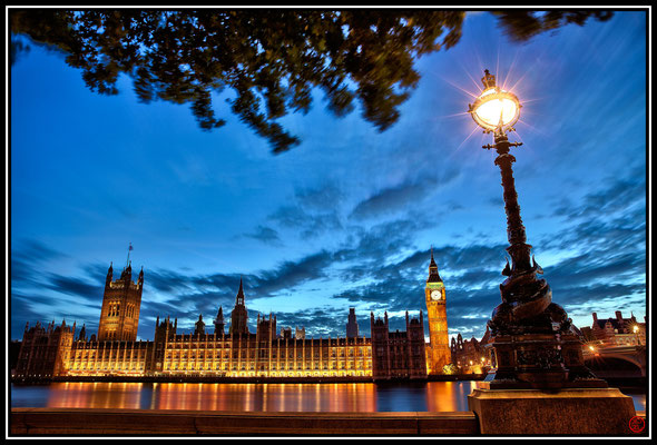 Parlement & Big Ben, Londres, Royaume-Uni (2013)