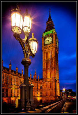 Big Ben, Londres, Royaume-Uni (2012)