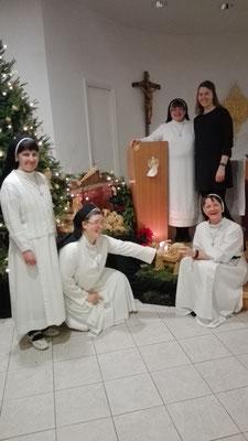 Weihnachten mit den Dominikanerinnen von Bethanien in Riga