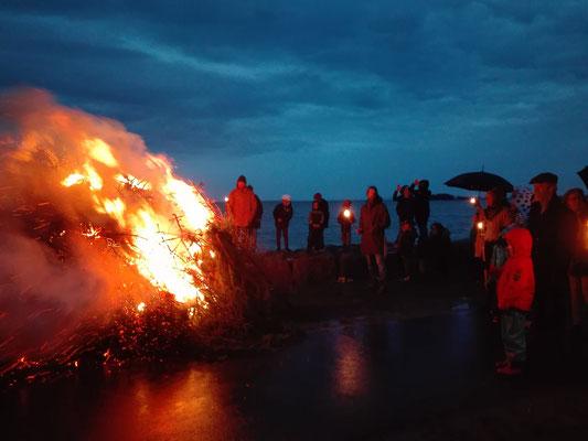 Walpurgisnacht in Vadstena