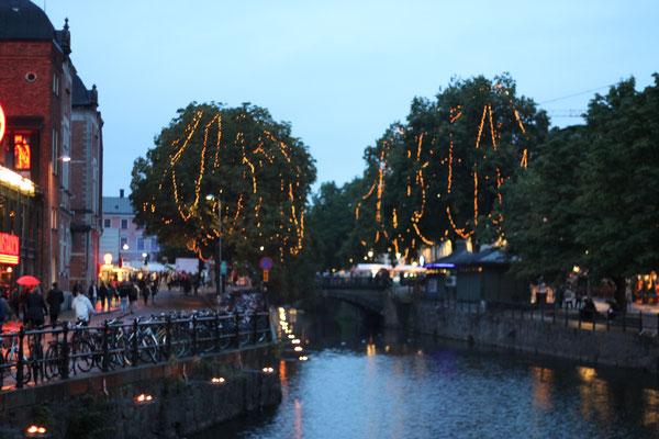 Kulturnatten in Uppsala