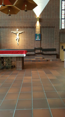 Der katholische Dom in Stockholm