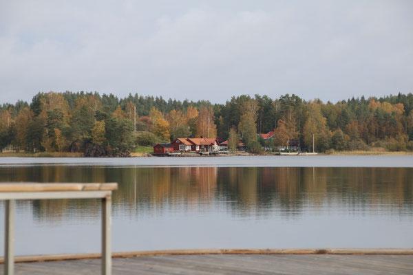 Wunderschönes Schweden. Foto: Frederike Brückner