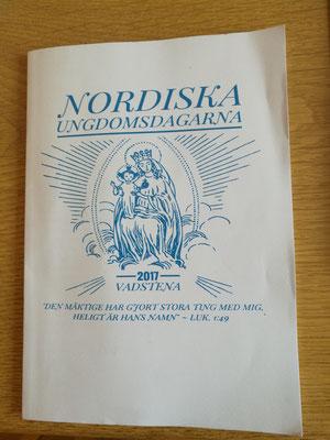 Programm der Nordischen Jugendtage