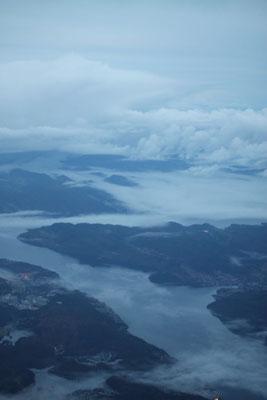 Atemberaubende Landschaft in Norwegen