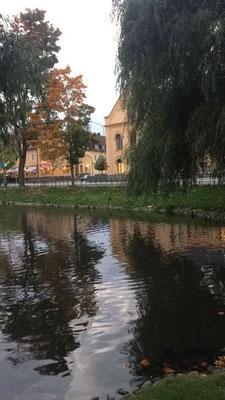 Herbststimmung in Uppsala