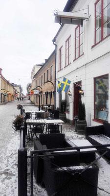 Vadstena, Innenstadt