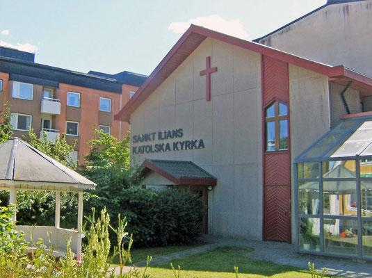 St. Ilian in Enköping.