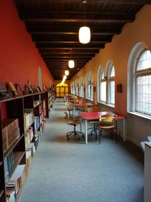 Study Center im Niels Steensen Gymnasium